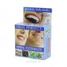 Зубная паста Twin Lotus PRIM PERFECT растительная, 25 мл в Екатеринбурге