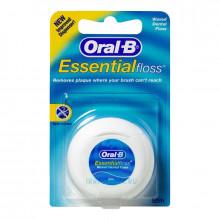 Зубная нить Oral-B Essential вощеная, 50 м в Екатеринбурге