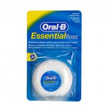 Зубная нить Oral-B Essential, невощеная, 50 м в Екатеринбурге