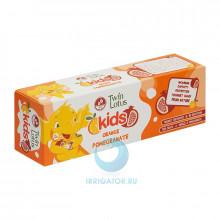 Зубная паста Twin Lotus Kids (апельсин и гранат) 3-10 лет, 50 гр в Екатеринбурге