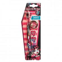 Зубная щетка Monster High на присоске от 8 лет в Екатеринбурге
