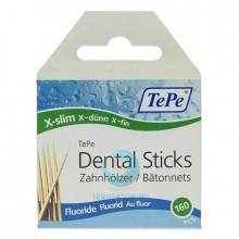 Зубочистки TePe Wooden Fluoride, 160 шт в Екатеринбурге