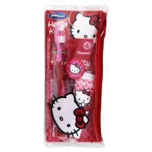 Набор Hello Kitty HK-8 щетка с колпачком + паста + зубная нить в Екатеринбурге