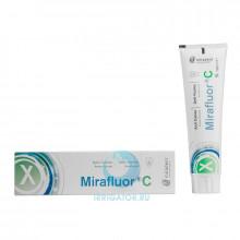Зубная паста Mirafluor C с аминофторидами, 100 мл в Екатеринбурге