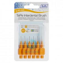 Ершики TePe Interdental Brush 0.45 мм Orange в Екатеринбурге