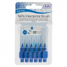Ершики TePe Interdental Brush 0.6 мм Blue в Екатеринбурге