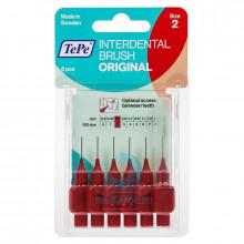 Ершики TePe Interdental Brush 0.5 мм Red в Екатеринбурге