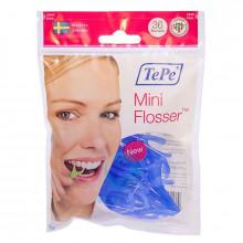 Зубная нить TePe Mini Flosser с держателем, 36 шт в Екатеринбурге