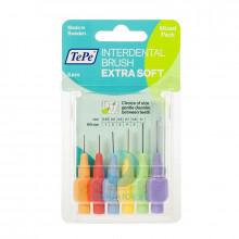 Ершики TePe Interdental Brush extra soft разного диаметра в Екатеринбурге