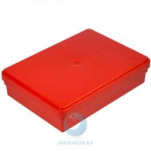 Коробка Dr. Hinz Dental для транспортировки, красная в Екатеринбурге