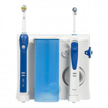 Зубной центр Braun Oral-B ProfessionalCare 8500 OxyJet Center+2000 OC 20 в Екатеринбурге