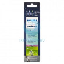 Насадки Philips Premium HX9073/33, 3 шт., черные в Екатеринбурге