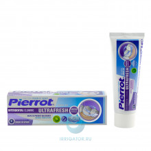 Зубная паста гель Pierrot Ultrafresh Gel 75 мл в Екатеринбурге