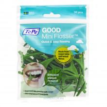 Зубная нить TePe GOOD mini Flosser с держателем, 36 шт в Екатеринбурге