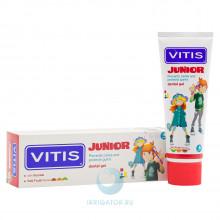 Зубная паста Dentaid Vitis Junior тутти-фрутти, 6+, 75 мл в Екатеринбурге