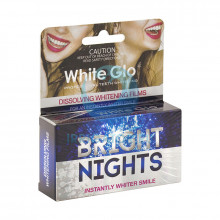 Полоски White Glo Bright Light отбеливающие, 6шт в Екатеринбурге