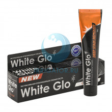 Зубная паста White Glo отбеливающая экстрасильная с углем, 100 гр  в Екатеринбурге