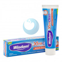 Зубная паста Wisdom Xtra clean, 100 мл в Екатеринбурге