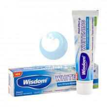 Зубная паста Wisdom Fresh Effect Whitening, 30 мл в Екатеринбурге